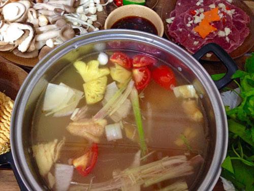 Nhà hàng nấm Việt Hà Thành4