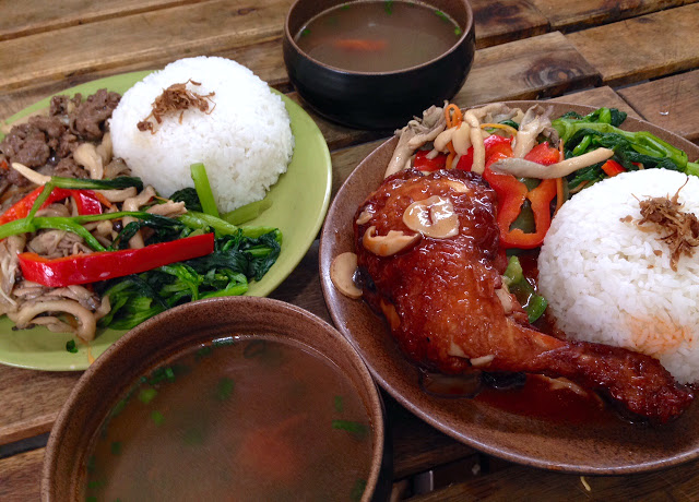 Nhà hàng nấm Việt Hà Thành5