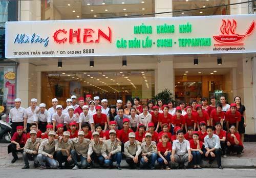 Nhà hàng Chen by Namchen1