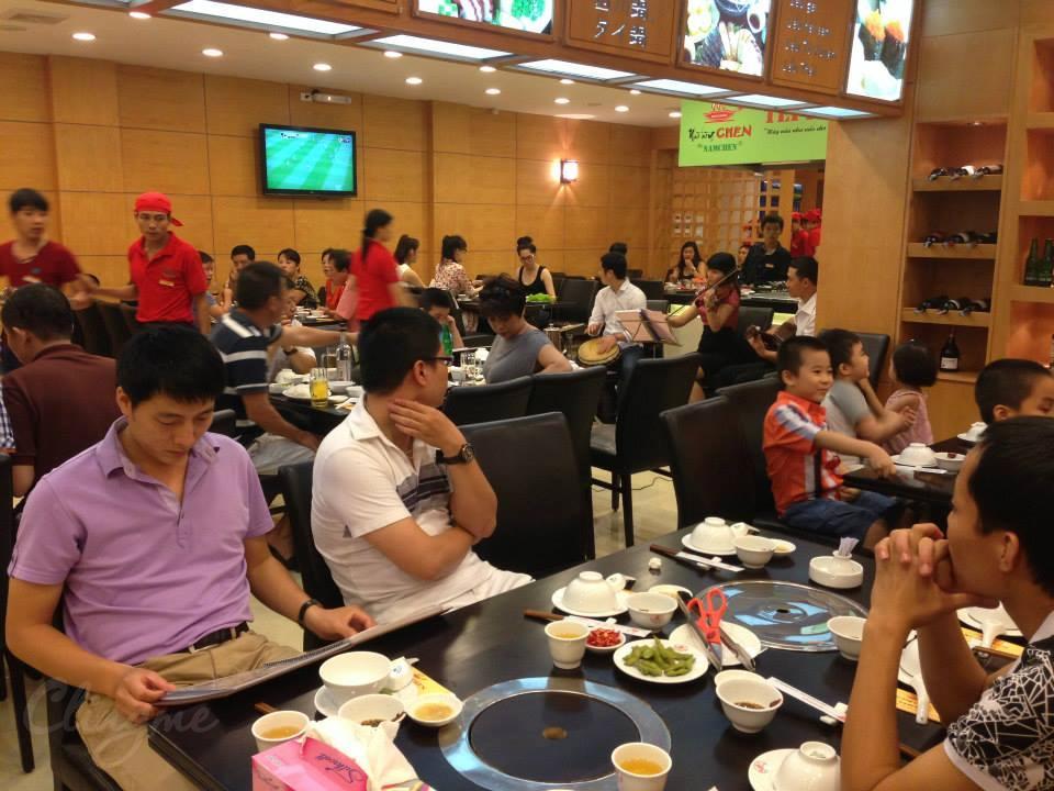 Nhà hàng Chen by Namchen3