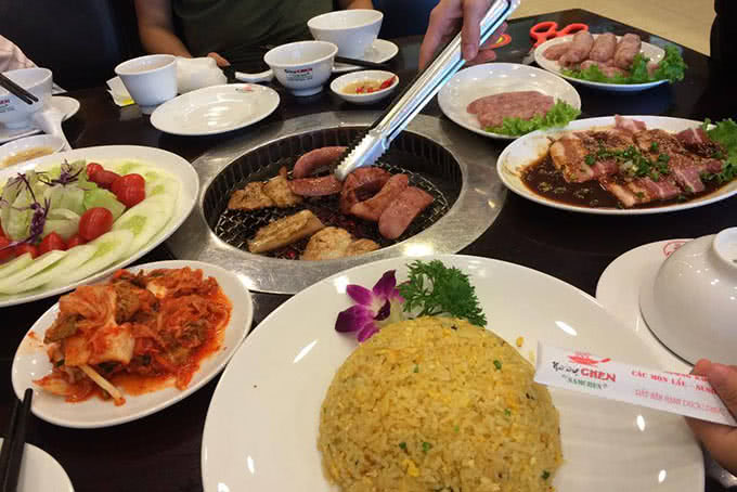 Nhà hàng Chen by Namchen45