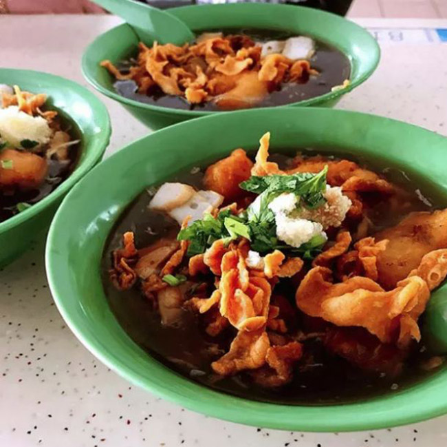 """Những món ăn """"kinh điển"""" chẳng nơi nào có ngoài Singapore4"""