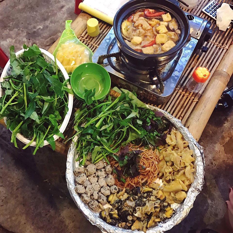"""Quán ốc cô Thu NGON nức tiếng – Chưa đi ăn là """"phí của giời""""12"""