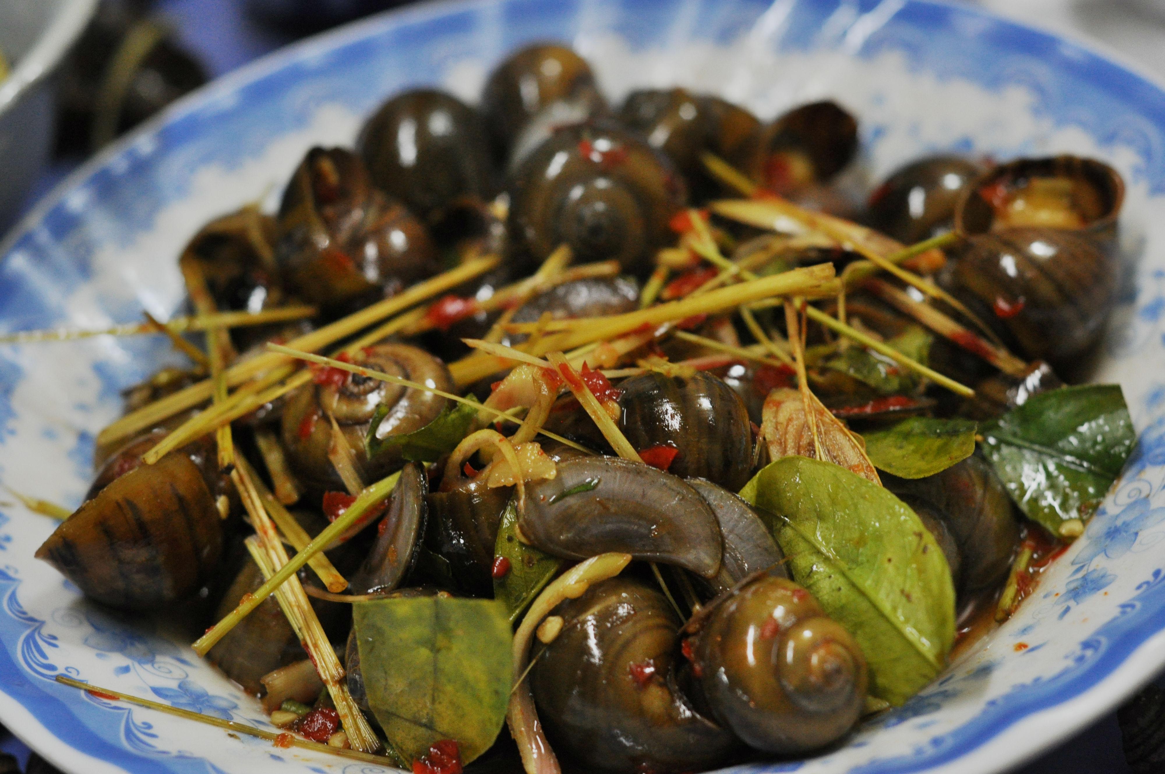 """Quán ốc cô Thu NGON nức tiếng – Chưa đi ăn là """"phí của giời""""6"""