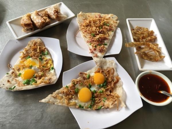 Quán bánh tráng ở Sài Gòn 3