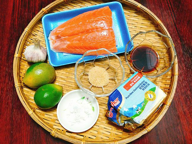 """""""Sang mồm"""" với món cá hồi sốt bơ béo ngậy, thơm lừng2"""