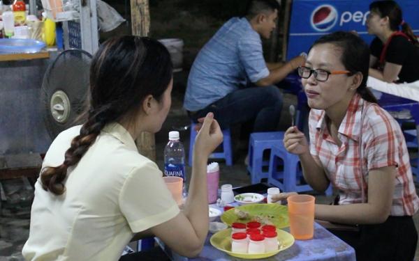 Sữa chua muối ở Đà Nẵng 2