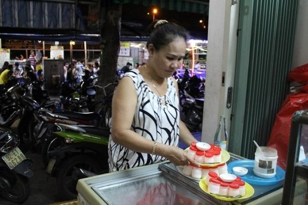 Sữa chua muối ở Đà Nẵng