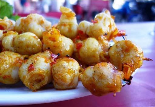Tổng hợp những món ăn ngon đến phát cuồng chỉ có tại Phan Thiết4