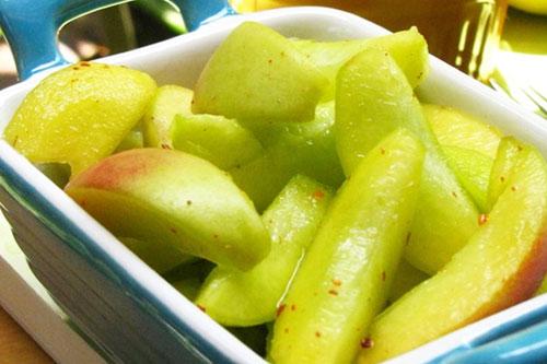 TỔNG HỢP những món ngon được làm từ trái đào chín2