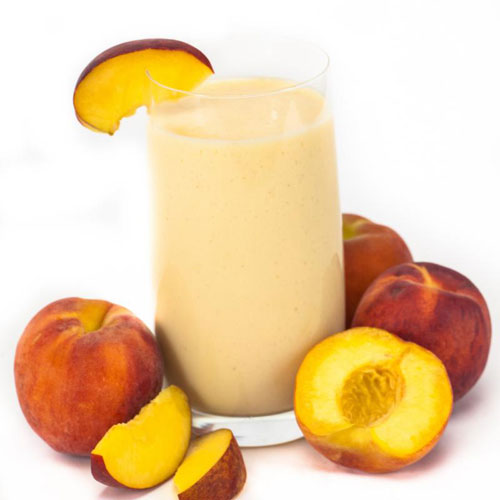 TỔNG HỢP những món ngon được làm từ trái đào chín3