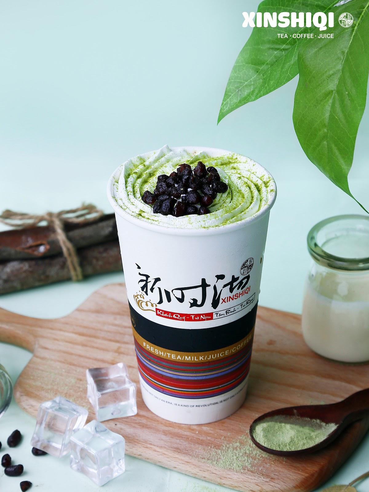 """Giấc mơ """"trà sữa không béo"""" của chị em công sở nay đã thành hiện thực với Xinshiqi1"""