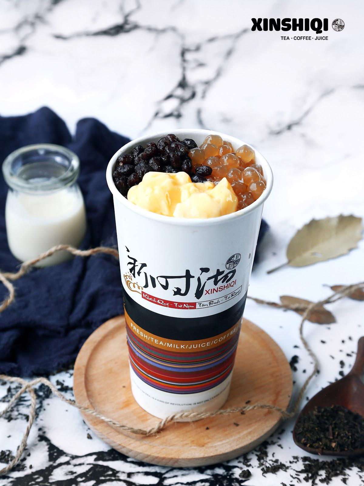 """Giấc mơ """"trà sữa không béo"""" của chị em công sở nay đã thành hiện thực với Xinshiqi2"""