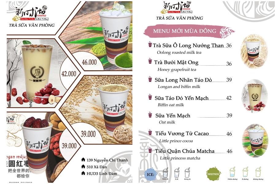 """Giấc mơ """"trà sữa không béo"""" của chị em công sở nay đã thành hiện thực với Xinshiqi6"""