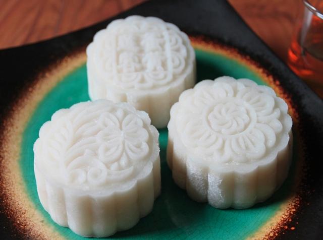 Trọn bộ ẩm thực ngày Tết Trung thu ở Châu Á10