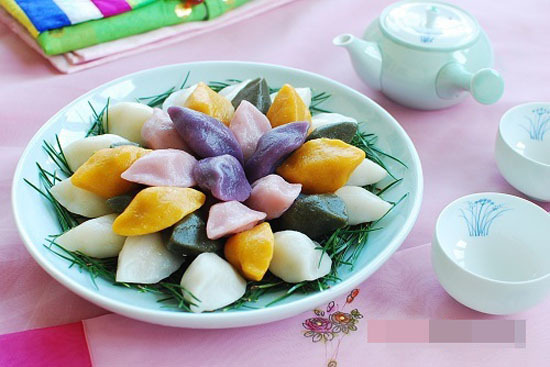 Trọn bộ ẩm thực ngày Tết Trung thu ở Châu Á7