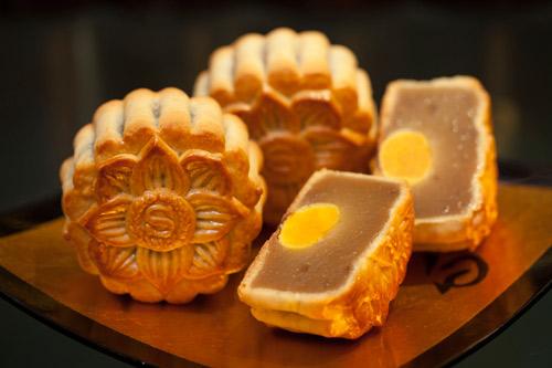 Trọn bộ ẩm thực ngày Tết Trung thu ở Châu Á8