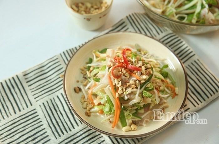 Tong hop 10 cong thuc lam mon goi, nom ngon nhuc nhoi, lam bao nhieu cung het veo veo 1