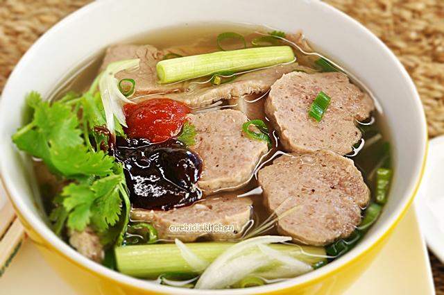 Cong thuc lam Pho bo vien