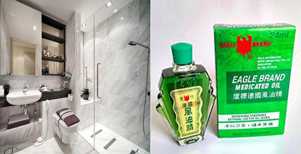 Mẹo làm sạch và khử mùi nhà vệ sinh hôi lâu ngày chỉ vài vật liệu có sẵn trong nhà1