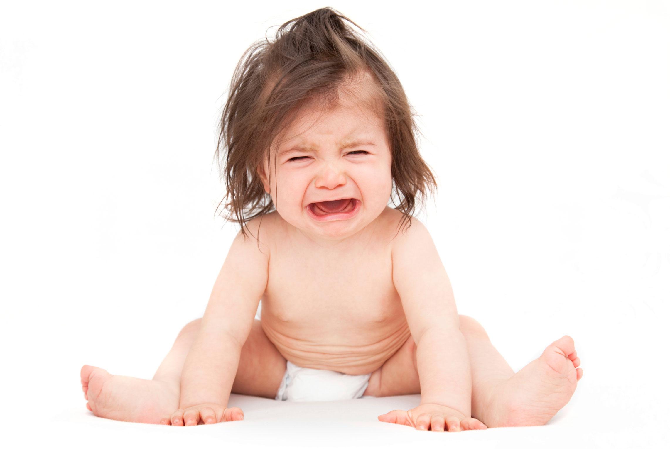 """10 câu nói xoa dịu cơn khóc của con thay vì """"Đừng khóc nữa!"""""""