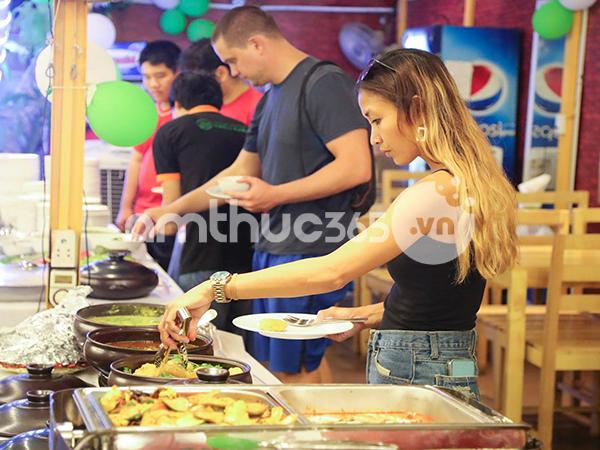 GIẢM 20% toàn bộ Menu tại nhà hàng Trung Đông Nan n Kabab