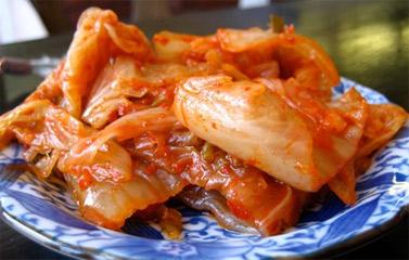 Vị cay trong ẩm thực Hàn Quốc