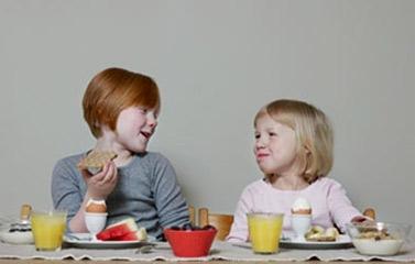 Thực đơn đảm bảo dinh dưỡng cho bé 3-5 tuổi