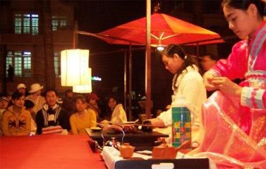 Nghệ thuật thưởng trà tại Hàn Quốc