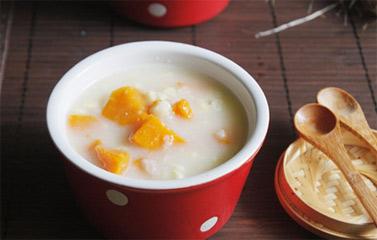 Chè ngô khoai lang