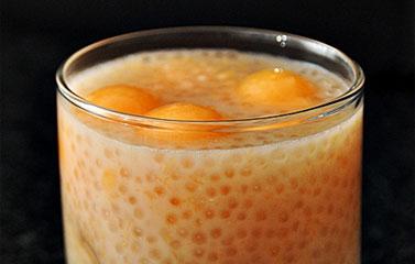 Độc đáo với món chè dưa vàng thơm ngon bổ dưỡng