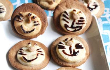 Bánh quy Doraemon cho bé yêu của bạn
