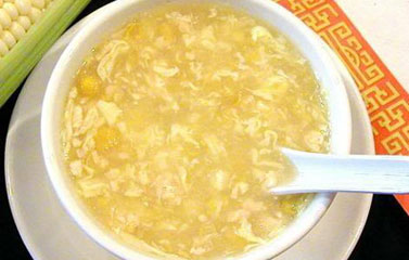 Vào bếp nấu súp gà cho bé yêu