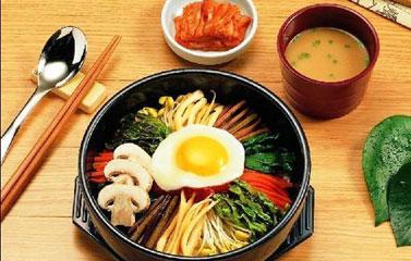 Ngon miệng với cơm trộn Hàn Quốc