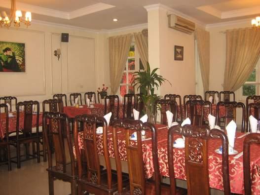 Nhà hàng Phù Đổng - Tô Hiến Thành