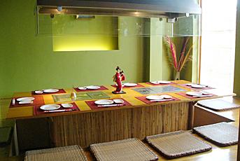 Nhà hàng Nhật Bản Kimono