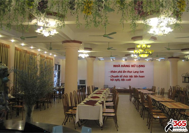 Nhà hàng Xứ Lạng