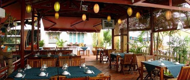 Nhà hàng Vọng Cát