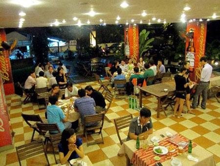 Nhà hàng Long Sơn