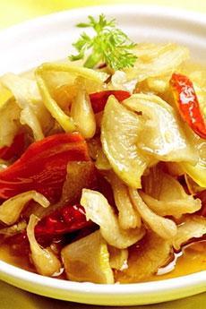 Webtretho - Món ăn ngày Tết - Dưa món