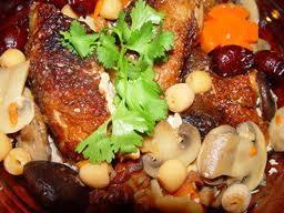 nấm hương trong ẩm thực