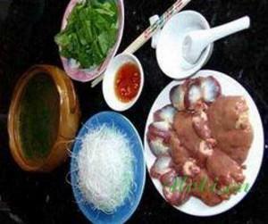 Món ngon Quảng Nam: Lòng gà nấu thủ