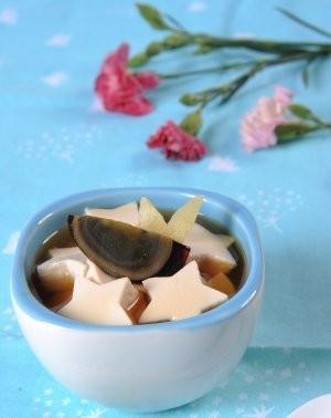 Món ăn lạ - Tàu hũ trứng bắc thảo
