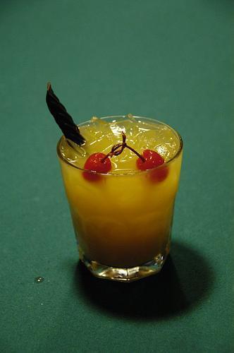 Cocktail mùa Halloween và những bất ngờ hạnh phúc