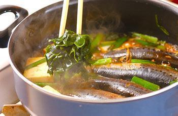 Cá mòi nấu gừng