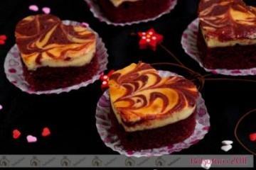 Làm bánh kem Red velvet - Bánh truyền thống của ngày Valentine