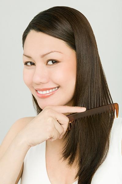Để tóc dài nhanh rất đơn giản, Làm đẹp, cham soc toc, cach lam toc moc nhanh, toc dep,