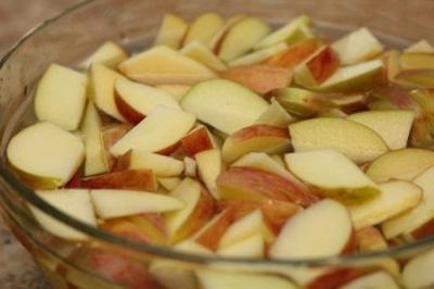 Mê mẩn món salad táo thơm ngon - 3