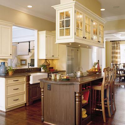 Một số mẫu phòng bếp đẹp mắt và tiện dụng | 1