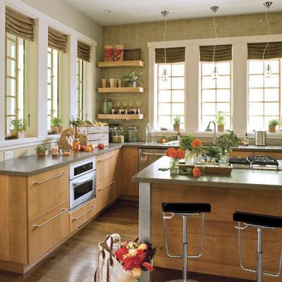 Một số mẫu phòng bếp đẹp mắt và tiện dụng | 4
